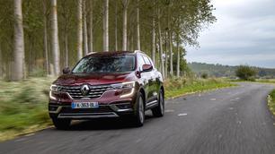 Test: Renault Koleos dCi 190 X-Tronic 4WD, hetzelfde maar dan beter