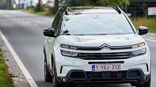 Test: Citroën C5 Aircross Hybrid, vliegend tapijt onder stroom