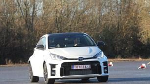 Test: Toyota GR Yaris, van droom naar werkelijkheid