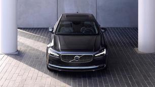 Test: Volvo S90 B4 Mild Hybrid, Scandinavisch alternatief