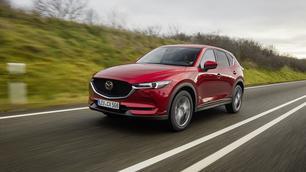 Test: Mazda CX-5 2021, gerichte retouches