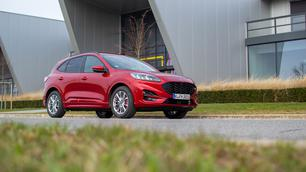 Test: Ford Kuga Hybrid, contract nageleefd