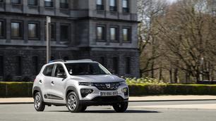 Test: Dacia Spring, betaalbare elektromobiliteit?