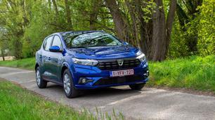 Test: Dacia Sandero, wanneer 'low cost' heel vrijgevig wordt