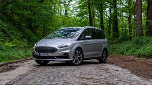 Essai : Ford Galaxy Hybrid, mais pourquoi boudons-nous les monospaces ?