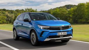 Test: Opel Grandland, efficiënte aanpassingen