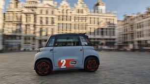 Test Citroën AMI: disruptieve mobiliteit