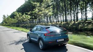 Essai : Volvo C40 Recharge, l'autre Volvo électrique belge