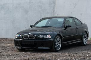 BMW, M3 Coupé
