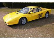 Ferrari Testarossa F 110 AB - Matching numbers-Ongevalvrij-Oldtimer