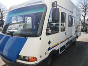 CAMPER EURAMOBIL 690 HB ALKO CHASSIS INTEGRAAL