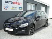 Volvo V60 2.0 D2 Black EditionCuir, Navi **GARANTIE 1 JAAR**