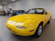 Mazda MX-5 1.6i 16v Sunburst Yellow Nr. 0009
