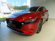 Mazda 3 2.0i Skyactiv-X MHE Hakoné