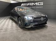 Mercedes-Benz E 200 CABRIO PACK AMG PACK NIGHT PREMIUM PLUS DASHCAM