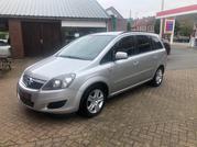 Opel Zafira 1.7 CDTi, Garantie,CAR PASS, 7 zetels
