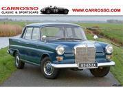 W110 Heckflosse NL-Auto