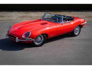 Jaguar E-Type Flat Floor OTS