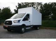 Ford Transit 2.0//Meubelbak//D'Hollandia Laadbrug//€18500 Ex