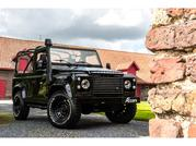 Land Rover Defender *** KAHN EDITION / FULL LEATHER / BELGIAN CAR ***