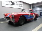 Corvette C1 * racing car * le Mans Classic * engine overhaul *