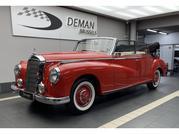 Mercedes-Benz 300 D Cabriolet  ''Adenauer'' 1953