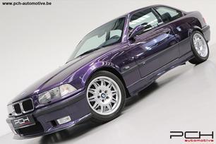 E36 Coupé 3.2 321cv - Immaculate Condition !!! -