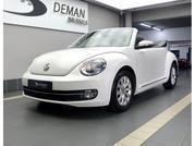Volkswagen Beetle 1.4 TSI Design *DSG *Cabriolet* Cuir* Navigation