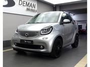 smart forTwo 0.9 Turbo DCT* Cabrio * Cool & Media * Sleek Style