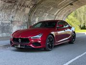 Maserati Ghibli 3.0 V6 BiTurbo S Q4 GranSport