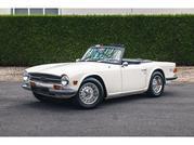 Triumph TR6 PI * 2ND OWNER, ORIGINAL BELGIAN CAR*
