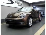 Volkswagen Beetle 1.2 TSI Design DSG* Cabriolet* Cuir noir* bi-zone