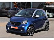 smart forTwo 1.0i Pure PANO CruiseC ParkeerS Airco Garantie *
