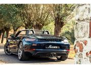 Porsche Boxster 718 ***  PDK / HEATED & COOLED SEATS / CAMERA ***