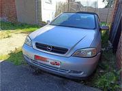 Opel Astra 1.8i XE 16v Bertone Edition