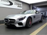 Mercedes-Benz AMG GT S * Burmester High-end * Keyless-Go * Mémoires