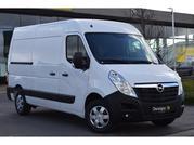 Opel Movano 2.3CDTi 130pk L2H2 *19814€+BTW=23975€* +Navigatie+