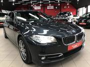 BMW 518 D*AUTOMAAT*FACE-LIFT*LEDER*NAVIGATIE*LUXURY*EURO 6