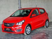Opel Karl 1.0i*BENZINE*AIRCO*HANDSFREE*CRUISE*59000km*