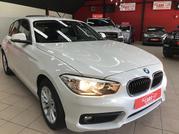 BMW 116 1 HATCH DIESEL*EURO 6**NAVIGATIE**LEDER**AUT.AIRCO