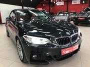 BMW 228 i*CABRIOLET**M-PACK**EURO 6**LEDER INT**NAVIGATIE*