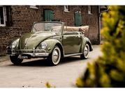 Volkswagen Beetle *** OVAL KARMANN KABRIOLETT / COLLECTORS ITEM ***