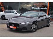 Maserati Ghibli 3.0 D OPENDAK Leder Memory Navi Keyless Garantie *