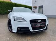 Audi TT 2.0 TFSI S line blanc*CUIR*CLIM*NAVI*BI-XENON*JA19