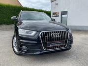 Audi Q3 2.0TDI Quattro S line S tronic*CUIR*CLIM*NAVI*LED